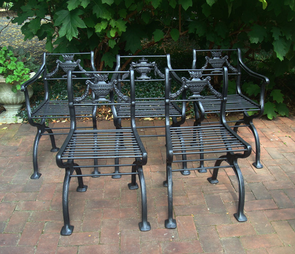 - Chairs Garden Antiques & Decorative Arts Aileen Minor